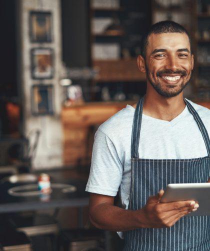 Digitalizzazione di un ristorante